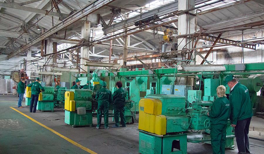 Металообробка, виробництво металоконструкцій