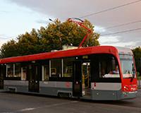 Tramcar 71-301