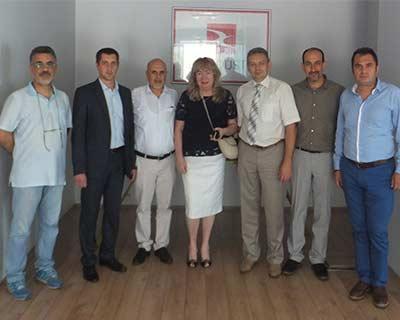 Рабочий визит в Турцию