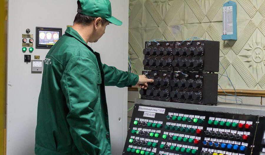 Електромонтажне виробництво