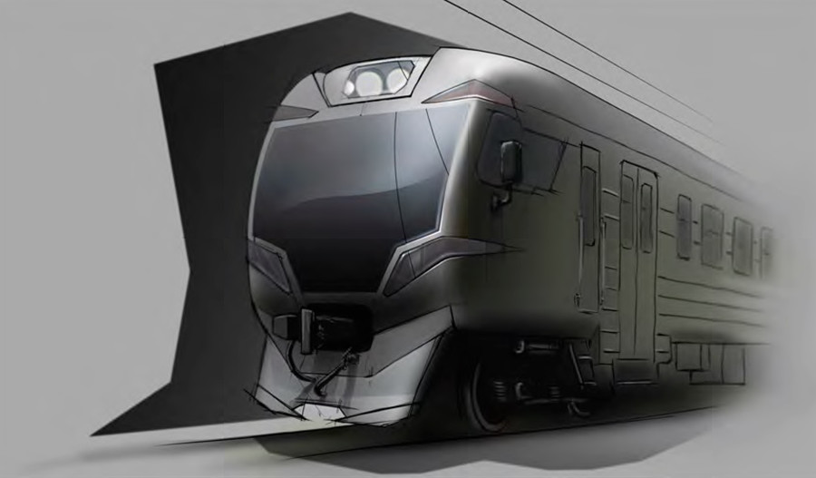 Модернизация  электропоездов серии ЭР