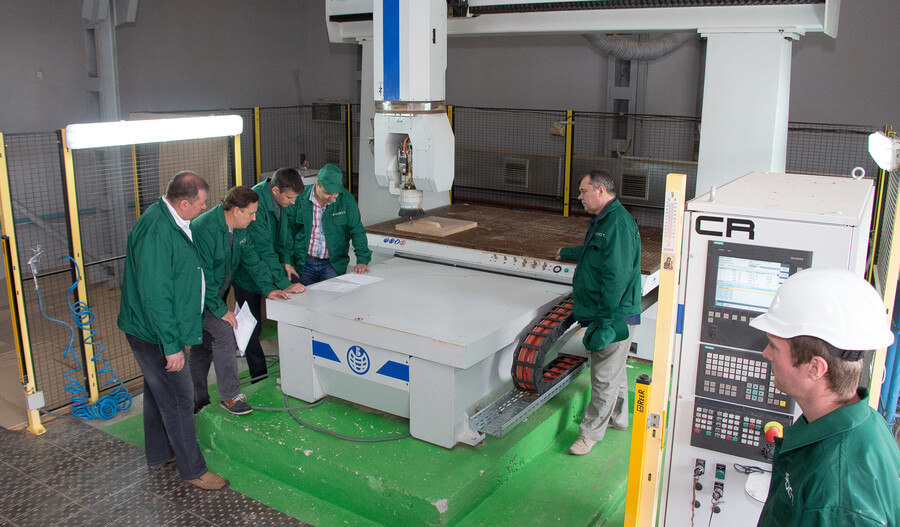 Производство столярных изделий