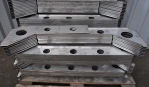 Гибка листового металла под заданным углом