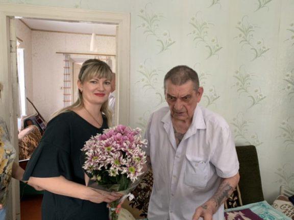 НПО «РОСТ» поздравляет ветерана труда Гринько Николая Аврамовича с 90-летием!